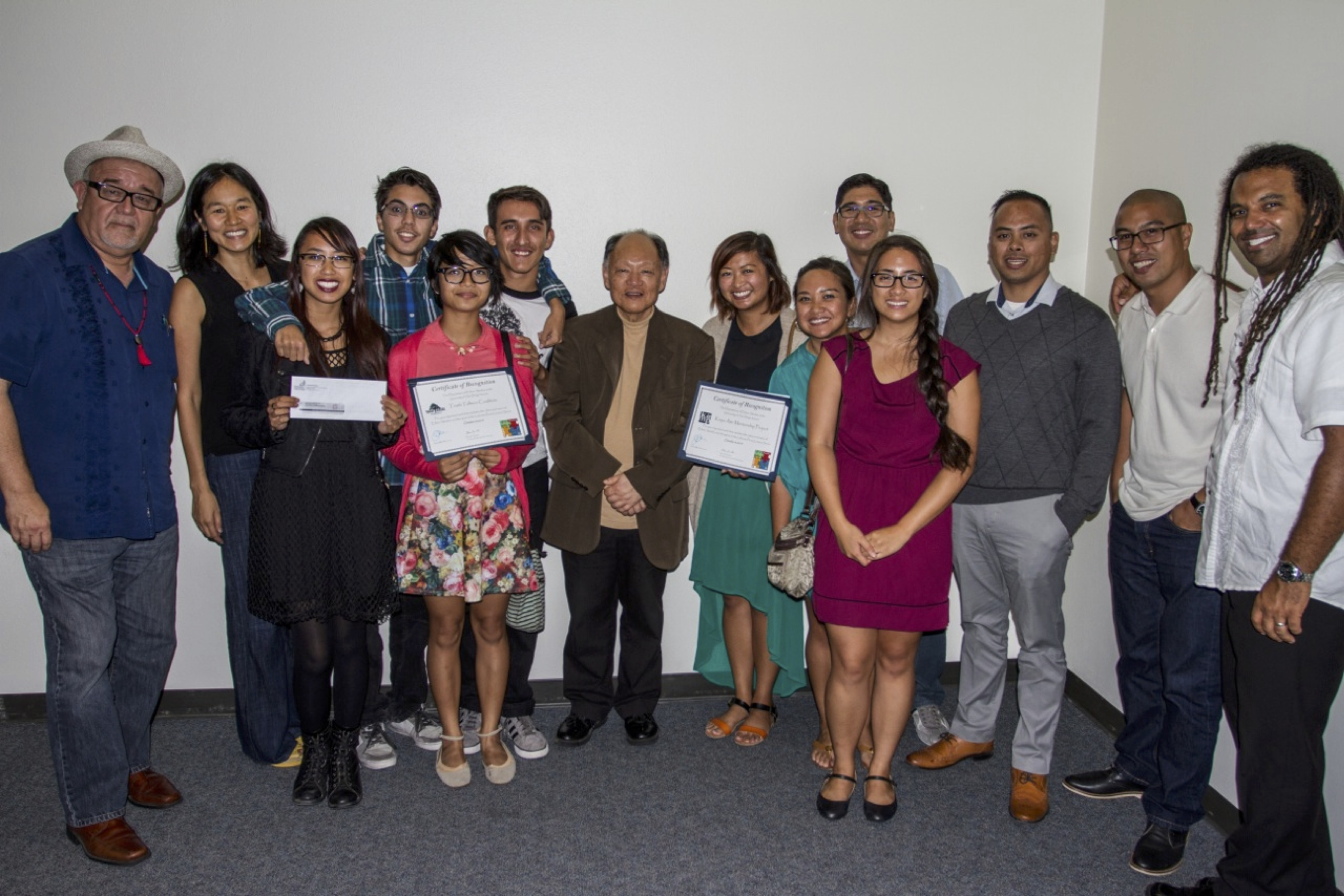 KAMP Honored by Professor Glenn Omatsu and USD Ethnic Studies