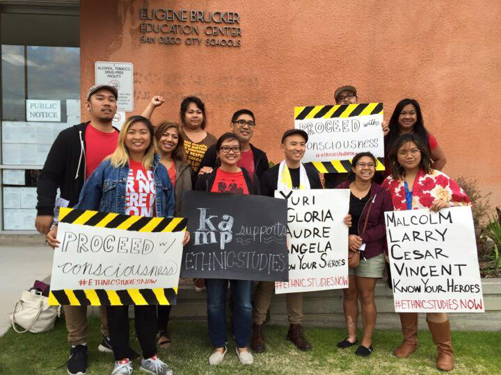 KAMP Mobilizes with Ethnic Studies NOW! Campaign
