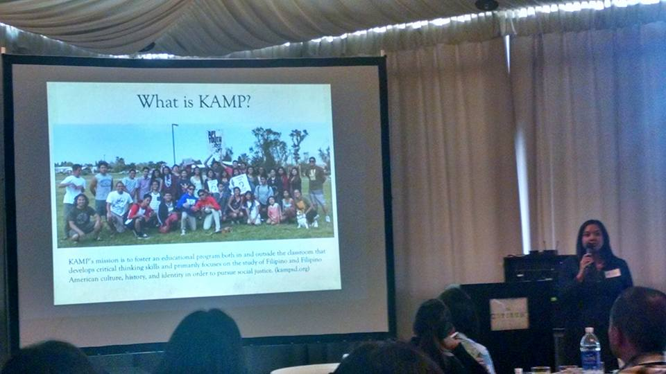 KAMP Presents at Filipino American Educators of CA Conference